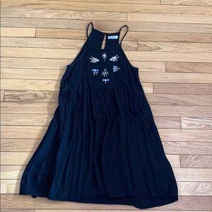 Anthropologie Essia Beaded Dress
